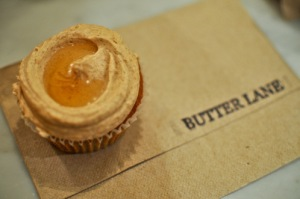 Honey Cupcake-Butter Lane